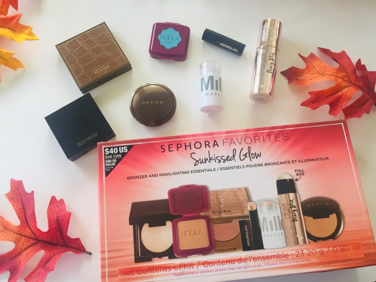 Sephora Favorites Sunkissed Glow Bronzer and Highlighter Essentials | Tayler's Edit