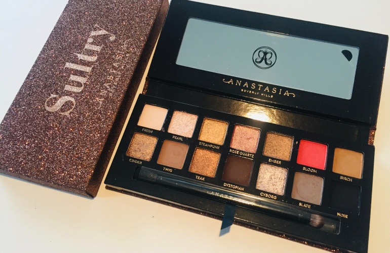 Anastasia Beverly Hills Sultry Palette Review | Tayler's Edit