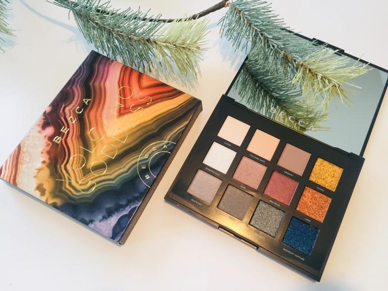 Becca Cosmetics Volcano Goddess Eyeshadow Palette | Tayler's Edit