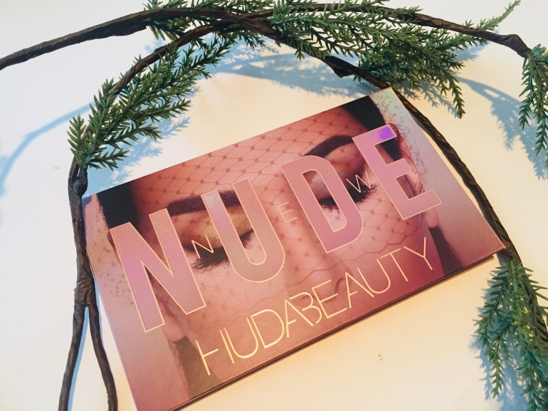 Huda Beauty New Nude Eyeshadow Palette | Tayler's Edit