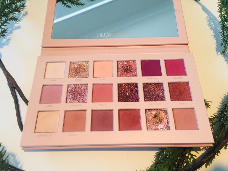 Huda Beauty New Nude Eyeshadow Palette   Tayler's Edit
