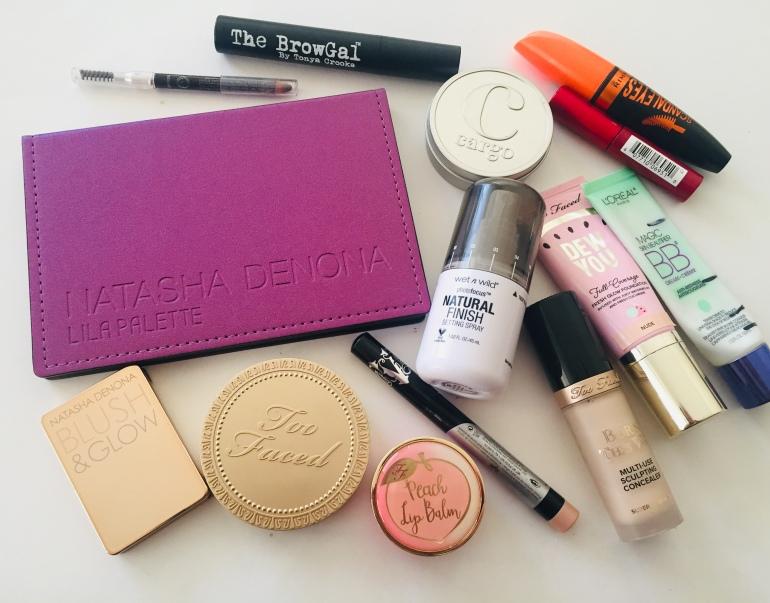 Monthly Makeup Basket January 2019   Tayler's Edit