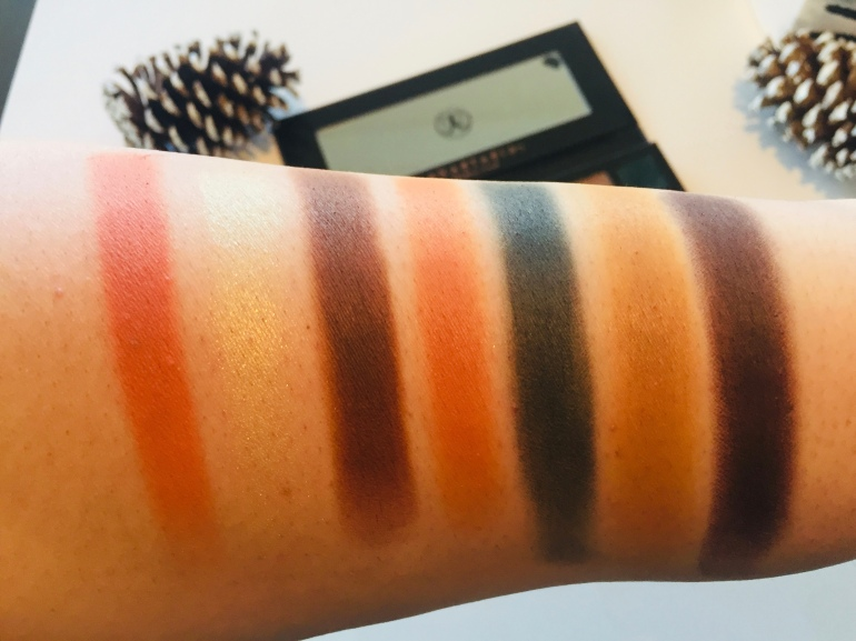 Anastasia Beverly Hills Subculture Palette Swatches | Tayler's Edit