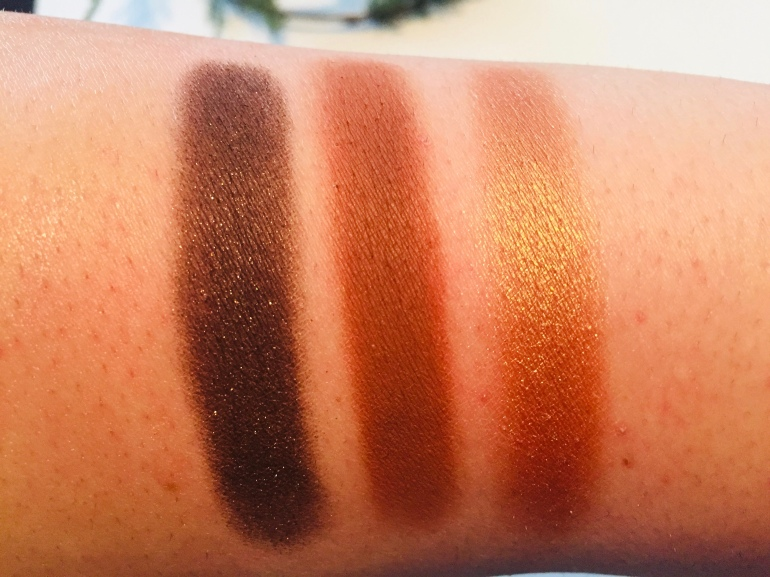 Pat McGrath Labs: MTHRSHP Sublime Bronze Ambition Eyeshadow Palette Swatches | Tayler's Edit
