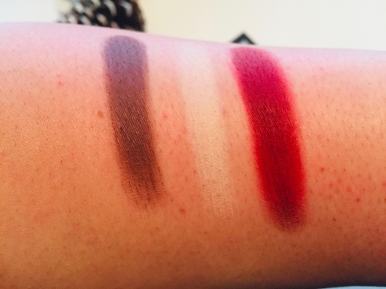 Huda Beauty: Mauve Obsessions Eyeshadow Palette Swatches   Tayler's Edit