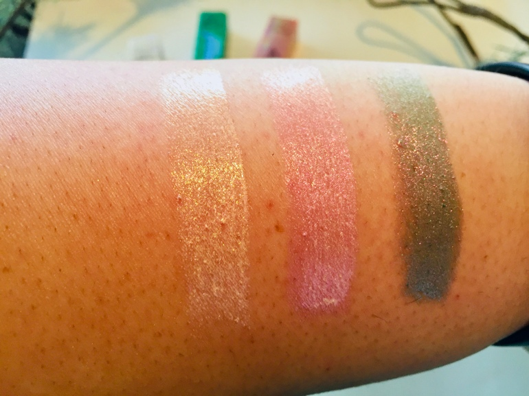 Too Faced: La Crème Mystical Effects Lipsticks Swatches | Tayler's Edit