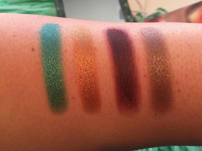 ColourPop x ILUVSARAHII: Through My Eyes Eyeshadow Palette Swatches | Tayler's Edit