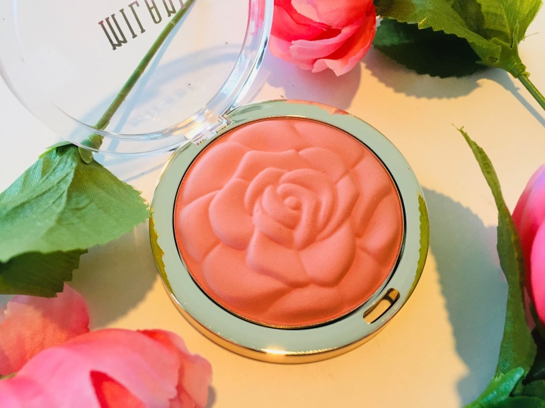 Milani: Tea Rose Powder Blush Review | Tayler's Edit