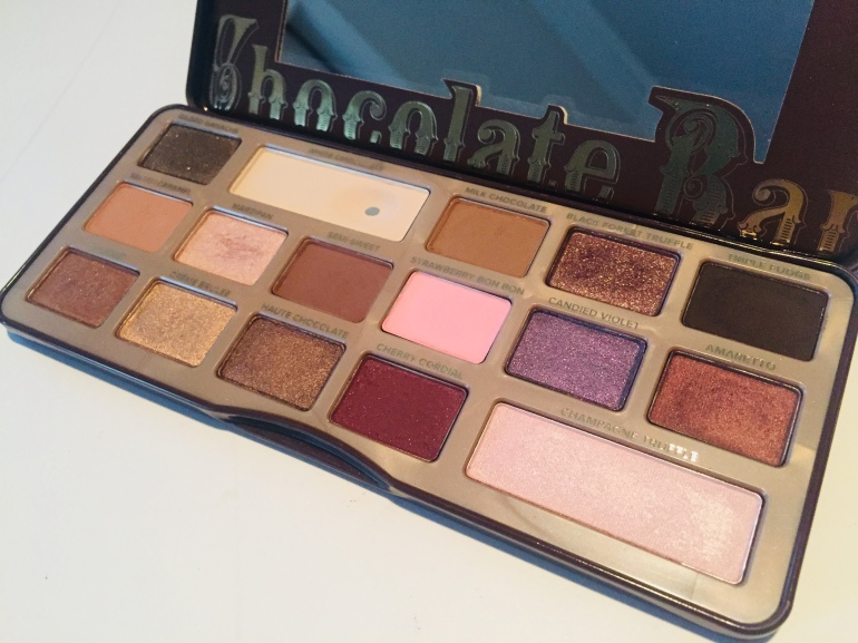 Too Faced Chocolate Bar Palette | Tayler's Edit