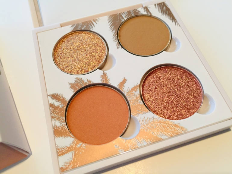 Anastasia Beverly Hills: Daytime Eyeshadow Quad Review | Tayler's Edit