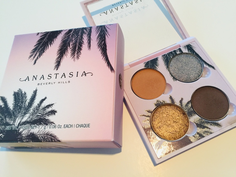 Anastasia Beverly Hills: Sunset Eyeshadow Quad Review | Tayler's Edit