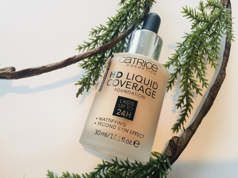Catrice Cosmetics: HD Liquid Coverage Foundation Review   Tayler's Edit