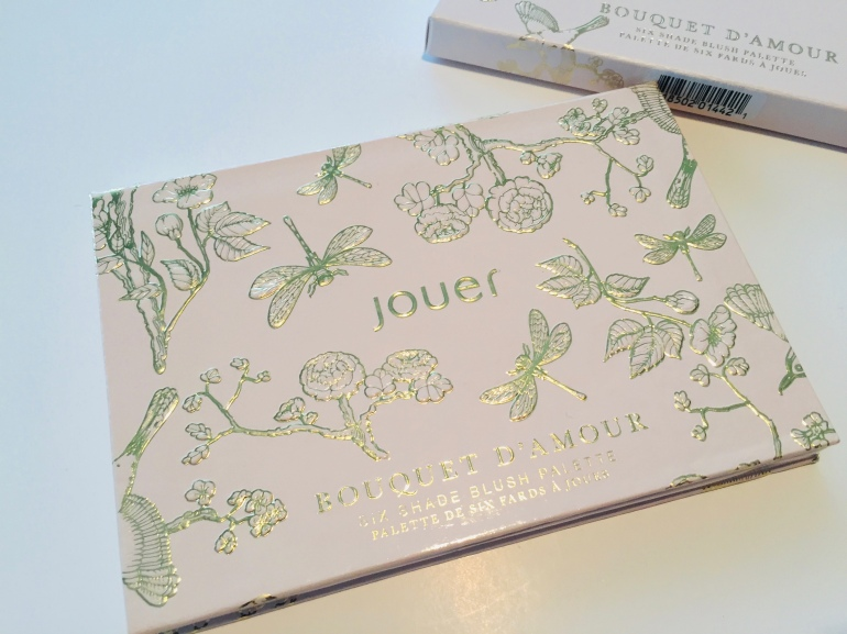 Jouer Cosmetics: Bouquet D'Amour Blush Palette Review | Tayler's Edit