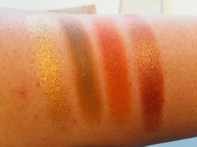 Anastasia Beverly Hills: Daytime Eyeshadow Quad Swatches | Tayler's Edit