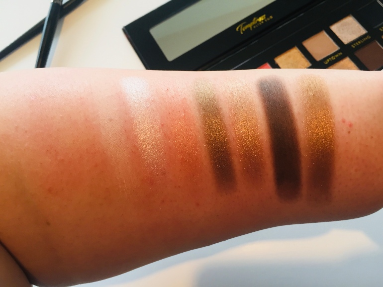 Alter Ego: Temptress Eyeshadow Palette Swatches | Tayler's Edit