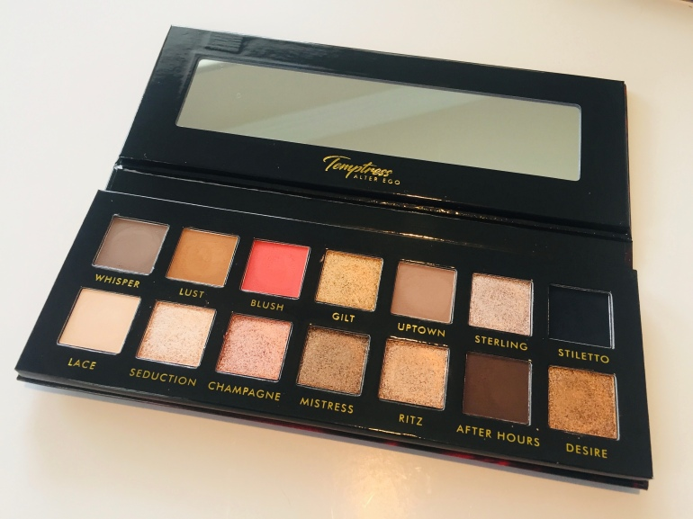 Alter Ego: Temptress Eyeshadow Palette Review | Tayler's Edit