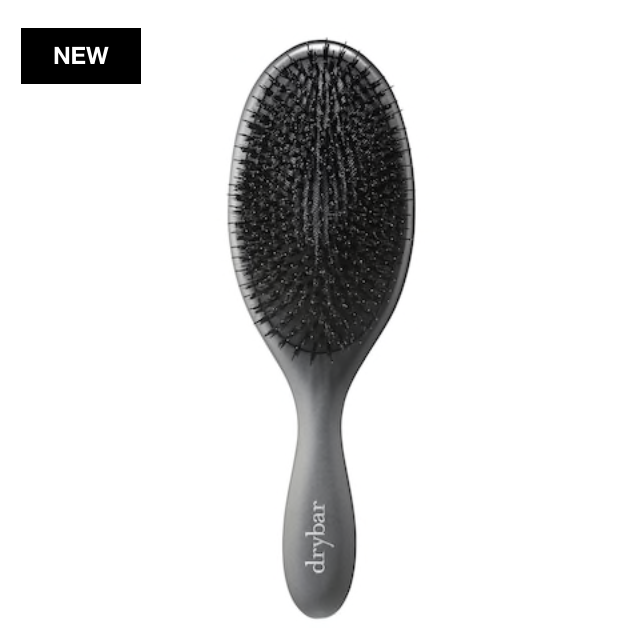 Drybar - Flat Mate Boar Bristle Brush | Tayler's Edit