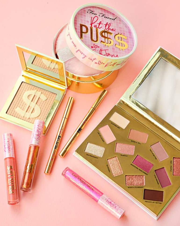 Too Faced  x Erica Jayne Pretty Mess Collection | Tayler's Edit
