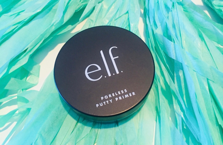 ELF Cosmetics: Poreless Putty Primer Review | Tayler's Edit