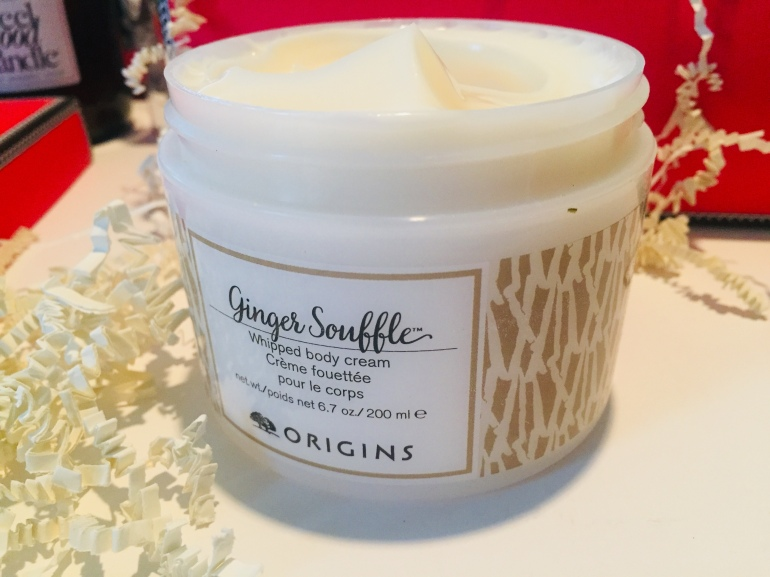 Origins Ginger Souffle Whipped Body Cream | Tayler's Edit