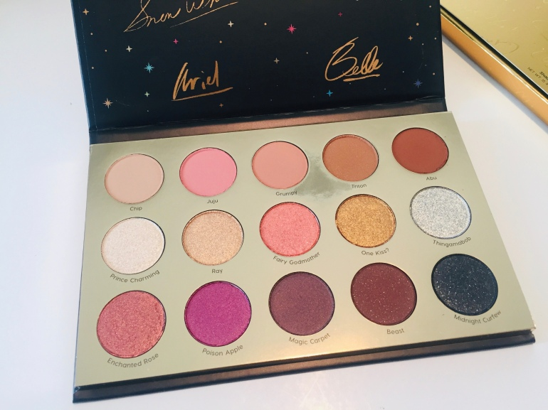 ColourPop Its a Princess Thing Eyeshadow Palette | Tayler's Edit