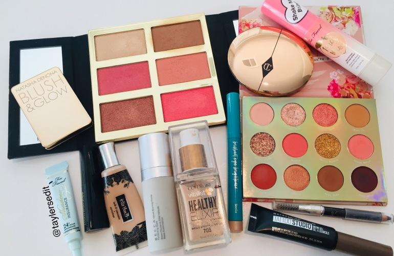 April 2019 Shop My Makeup Stash | Tayler's Edit