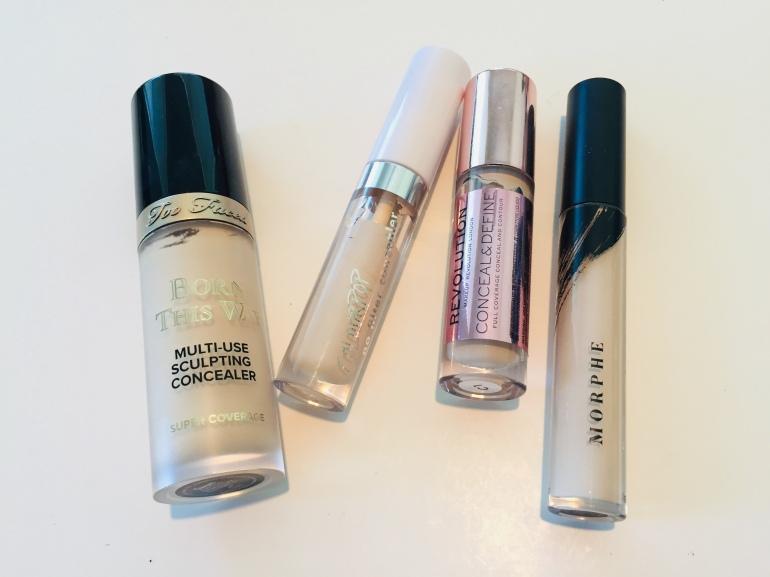 Makeup Concealers | Tayler's Edit