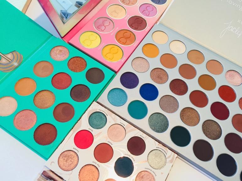Eyeshadow Palettes | Tayler's Edit
