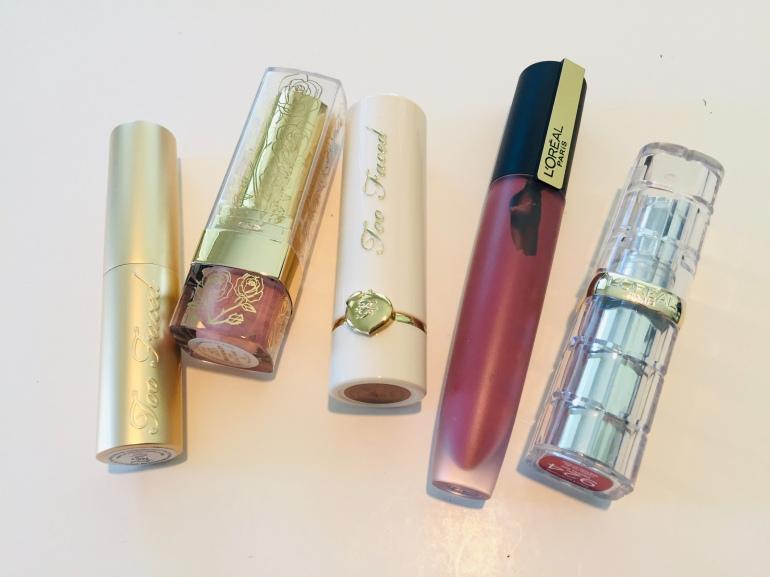 Lipsticks | Tayler's Edit