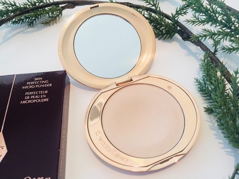 Charlotte Tilbury: Airbrush Flawless Finish Powder Review | Tayler's Edit