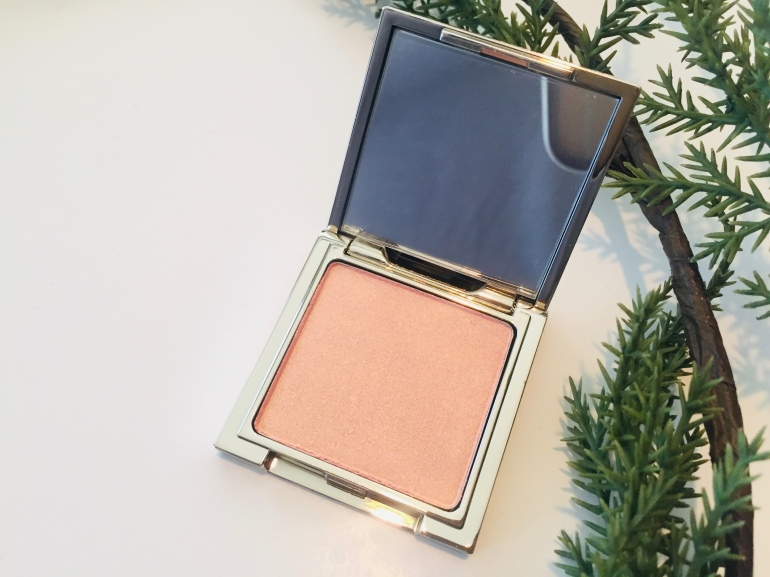 Jouer Rose Gold Pressed Powder Highlighter Review | Tayler's Edit