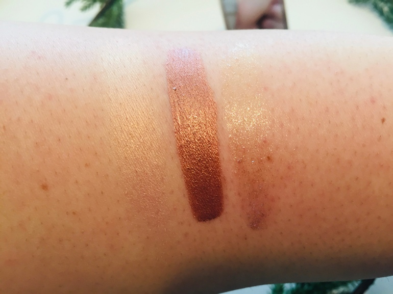 Jouer Cosmetics: Rose Gold Collection Swatches | Tayler's Edit