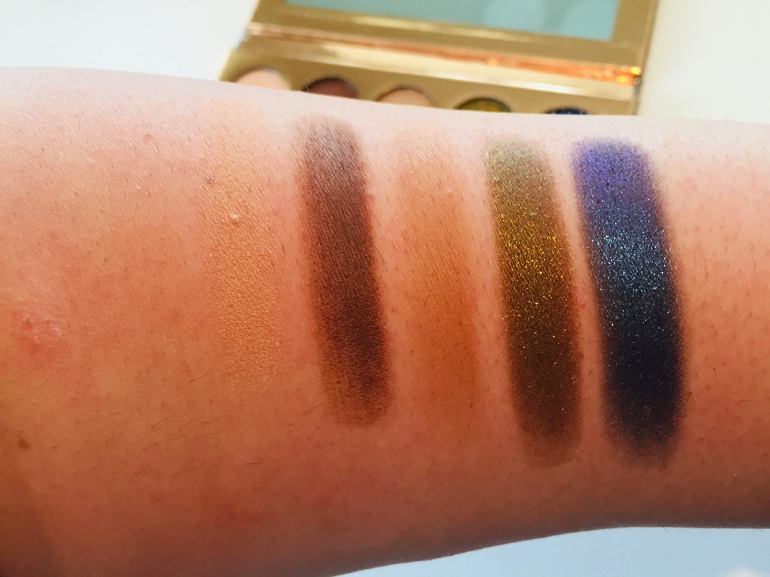 Dose of Colors Desi x Katy: Friendcation Eyeshadow Palette Swatches | Tayler's Edit