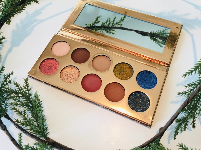 Dose of Colors Desi x Katy: Friendcation Eyeshadow Palette Review | Tayler's Edit