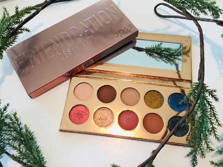 Dose of Colors Desi x Katy: Friendcation Eyeshadow Palette Review | Tayler's Edit