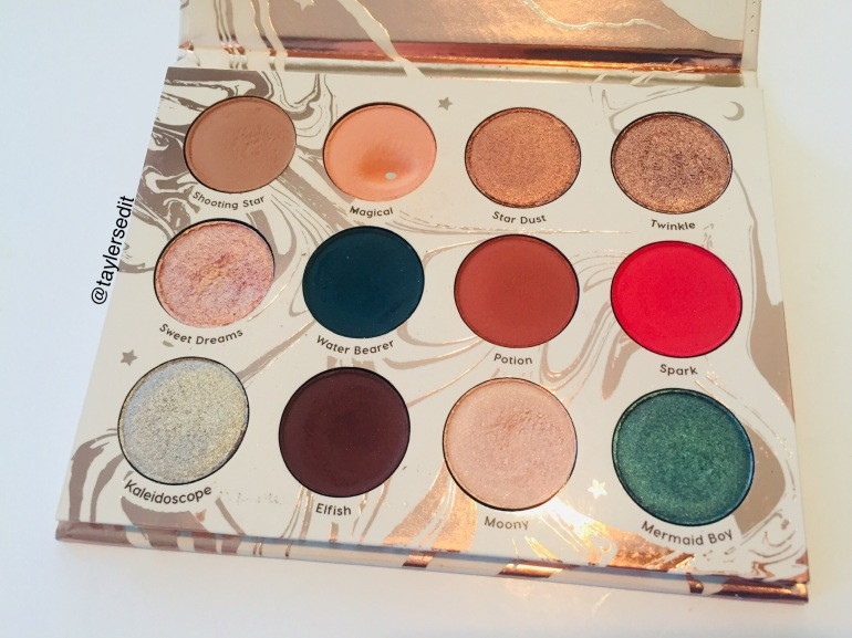 ColourPop x Kathleen Lights Dream St. Palette | Tayler's Edit
