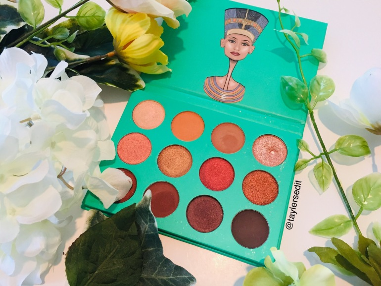 Juvia's Place The Nubian Palette | Tayler's Edit