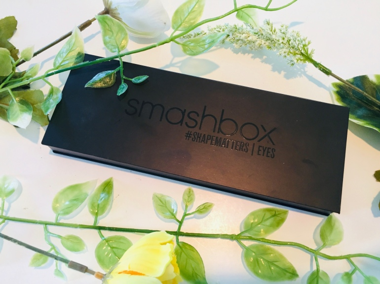 Smashbox #Shapematters Eyeshadow Palette | Tayler's Edit