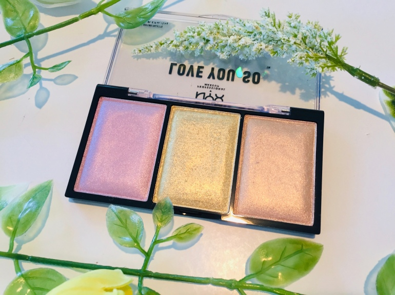 NYX Love You So Mochi Highlighting Palette | Tayler's Edit