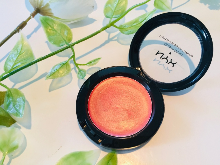 NYX Cream Blush in Tickled | Tayler's Edit
