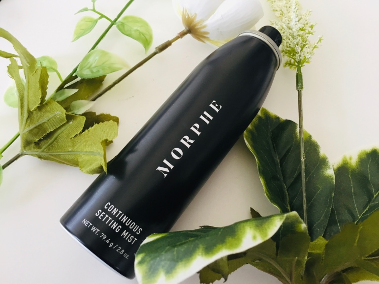 Morphe Continuous Setting Mist | Tayler's Edit