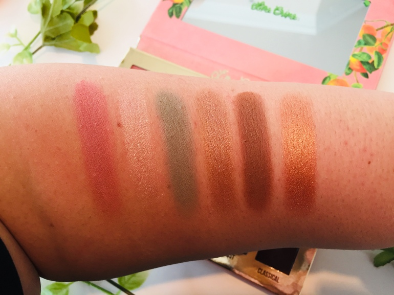 Lime Crime: Venus XL II Swatches | Tayler's Edit