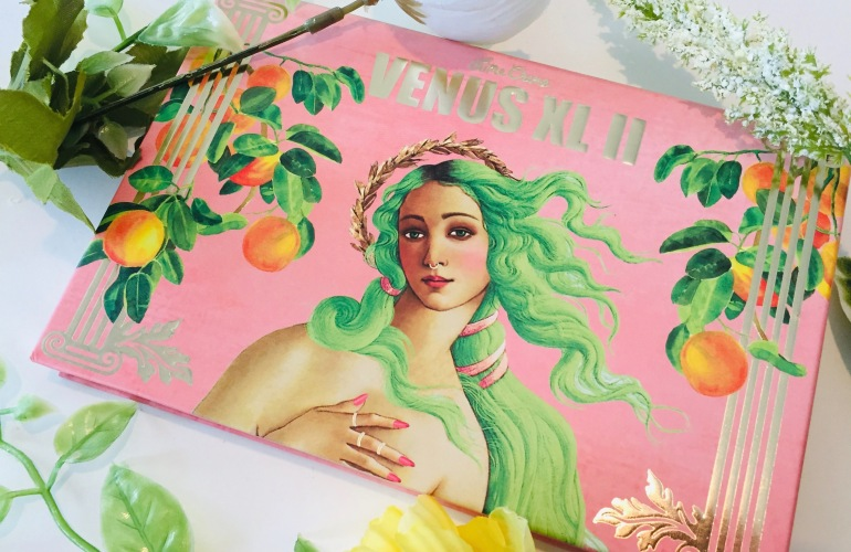 Lime Crime: Venus XL II Review | Tayler's Edit