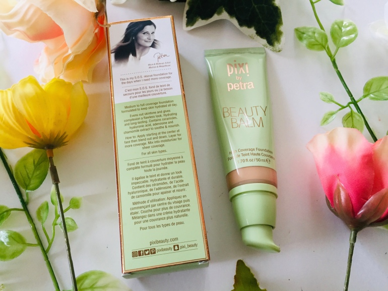 Pixi Beauty: Beauty Balm Foundation Review | Tayler's Edit