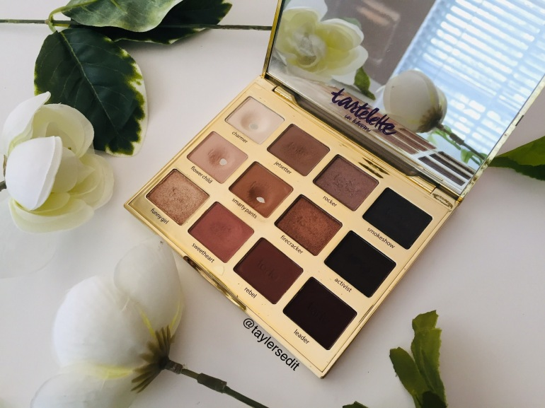 Tarte Tartelette in Bloom Palette | Tayler's Edit